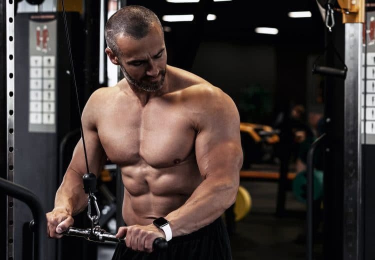 Cable Triceps Pushdowns