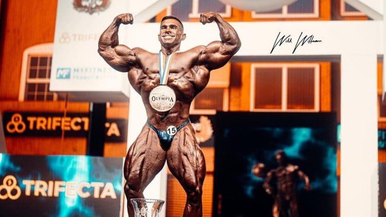 Derek Lunsford 212 Olympia