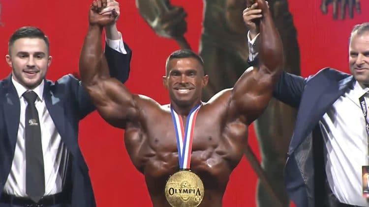Derek Lunsford 212 Olympia Champ