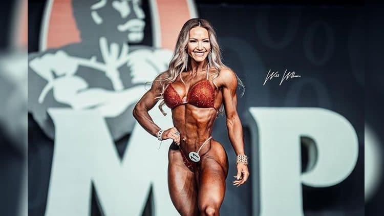 Francielle Mattos Wins The Wellness Olympia