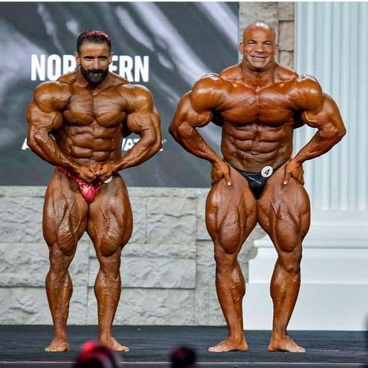 Hadi Choopan And Big Ramy