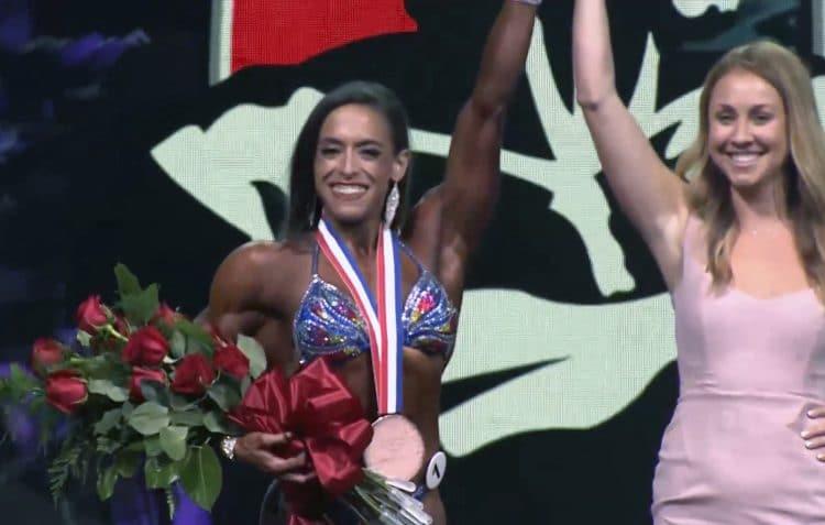 Jaclyn Baker Fitness Olympia 2021