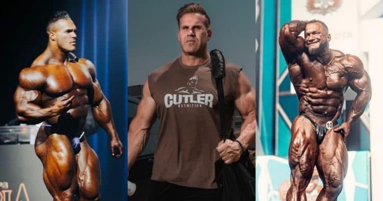 Jay Cutler Hunter Labrada Nick Walker