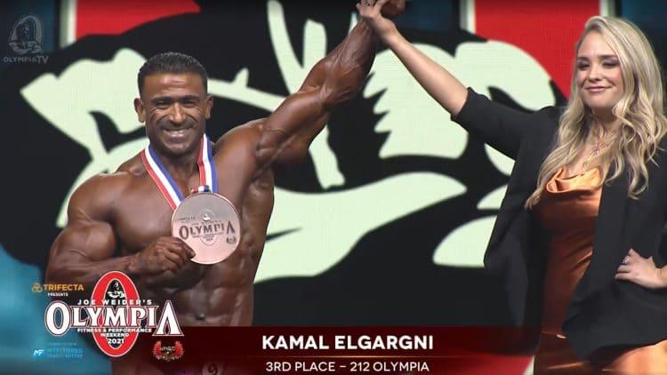 Kamal Elgargni 212 Olympia 2021