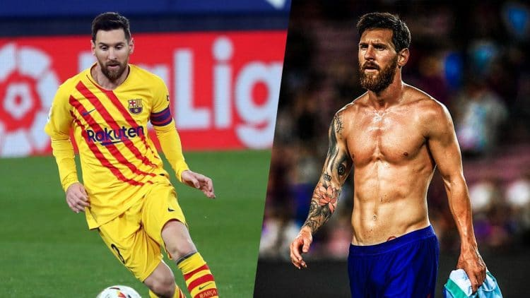 Lionel Messi Diet And Workout Plan