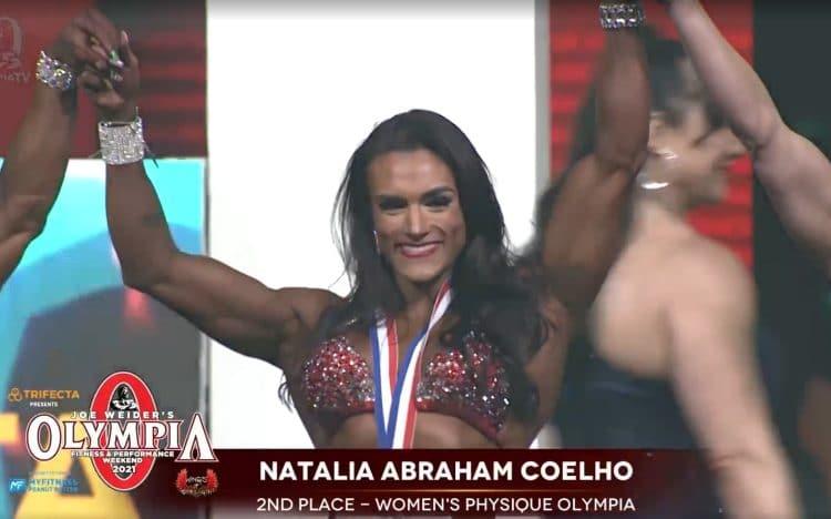 Natalia Abraham Coelho Women's Physique Olympia