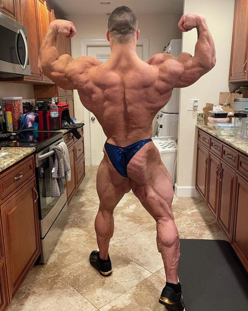 Nick Walker Back Workout