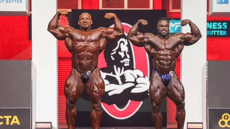 Watch 2021 Mr. Olympia Finals