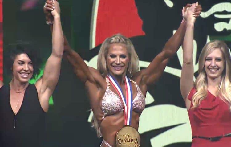Whitney Jones Fitness Olympia 2021